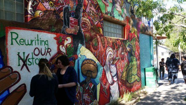 Ecofeminism Mural