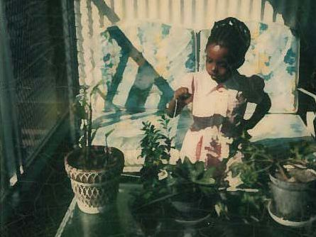 Neje Bailey as Child