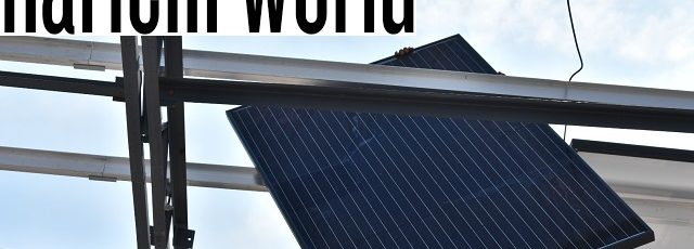 WE ACT's Solar Uptown Now featured in Harlem World Magazine – September 26, 2018