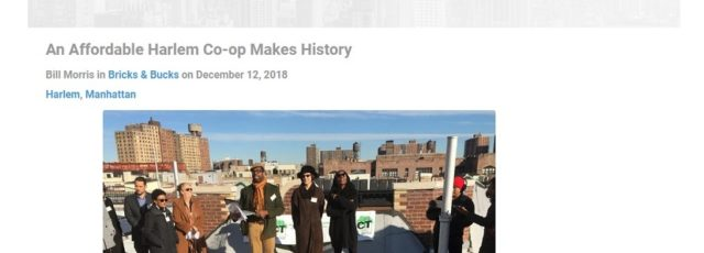 Solar Uptown Now in Habitat Magazine – December 12, 2018