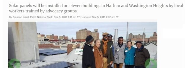 Solar Uptown Now in Patch – December 5, 2018