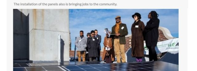 Solar Uptown Now in amNewYork – December 6, 2018