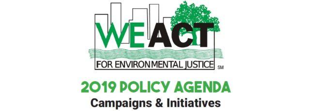 2019 Policy Agenda
