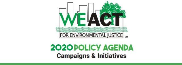 2020 Policy Agenda