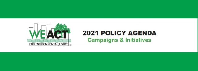 2021 Policy Agenda