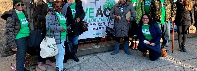 WE ACT in Albany: Healthy Homes for NYCHA