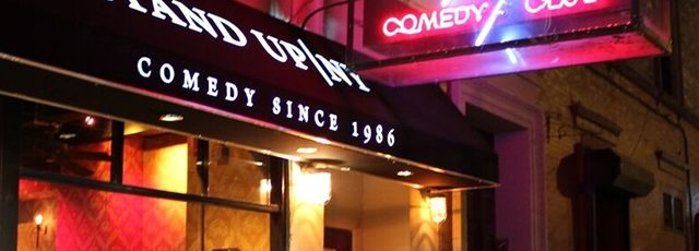 Stand Up NY Comedy Fundraiser