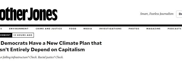 Peggy Shepard on the Climate Crisis Action Plan in Mother Jones – June 30, 2020