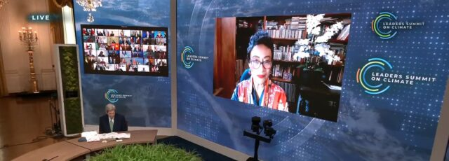 Peggy Shepard Addresses President Biden's Leaders Summit on Climate – April 23, 2021