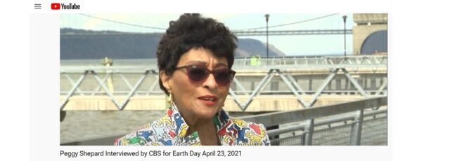 Peggy Shepard Talks About Environmental Racism on CBS News – April 23, 2021